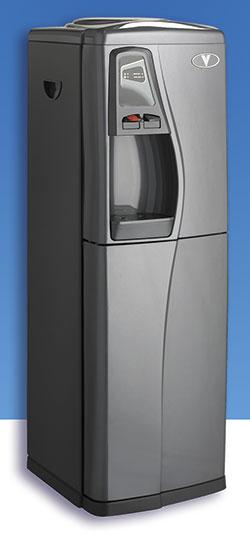 executive-bottleless-water-cooler-executive-gray