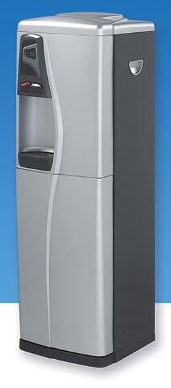 executive-bottleless-water-cooler-silver