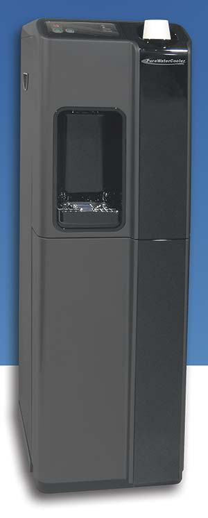 executive-deluxe-bottleless-water-cooler-black